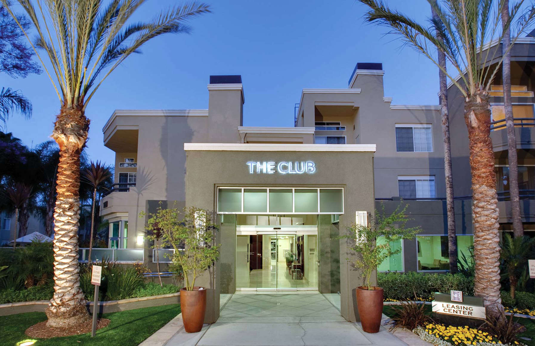Hillcreste Apartments - Los Angeles, CA - Clubhouse