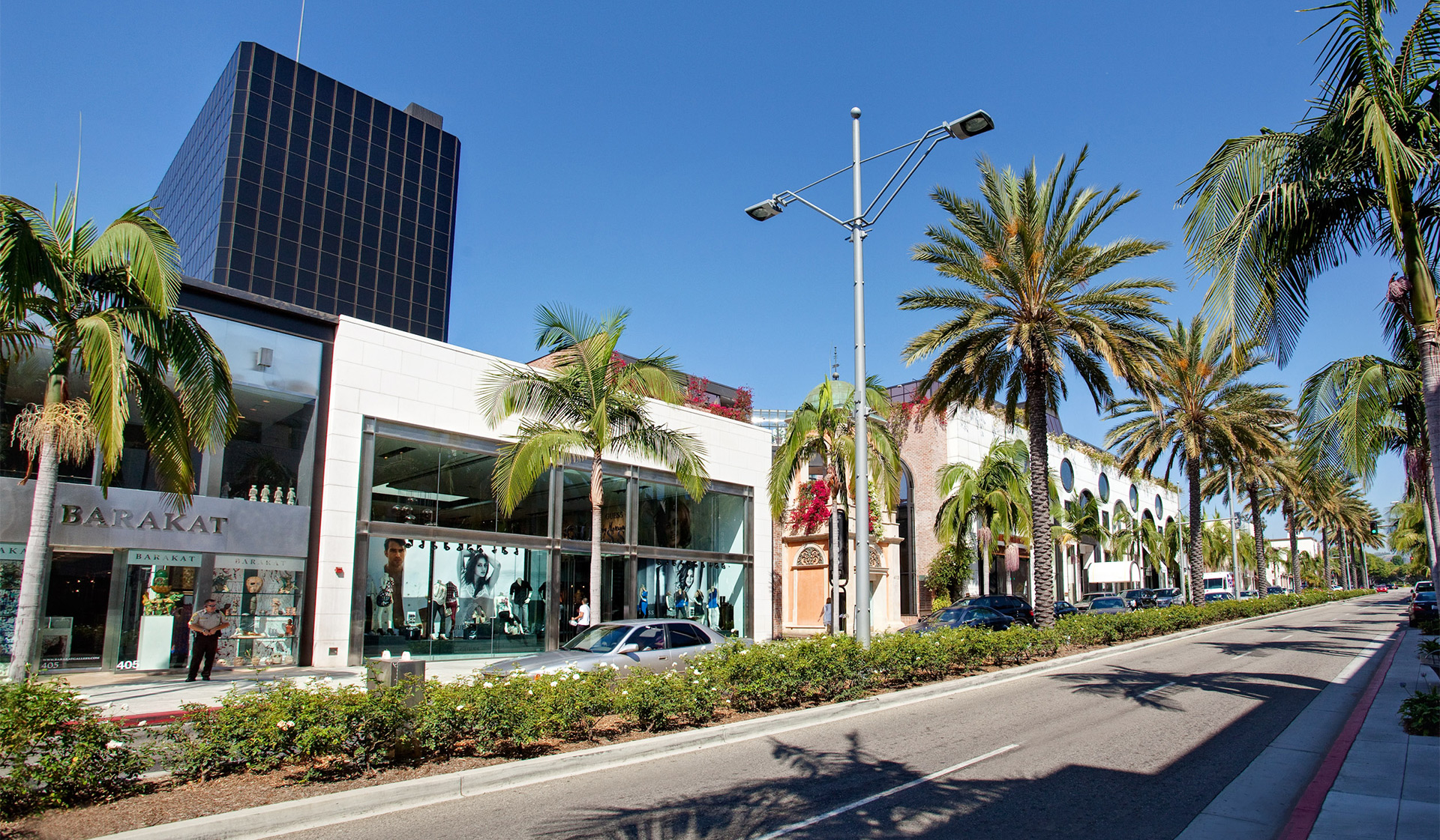 Hillcreste Apartments - Los Angeles, CA - Shopping