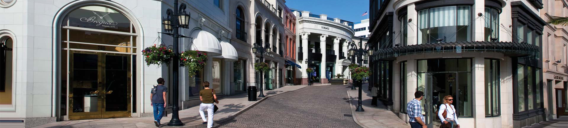 Hillcreste Apartments in Los Angeles, CA - Rodeo Drive